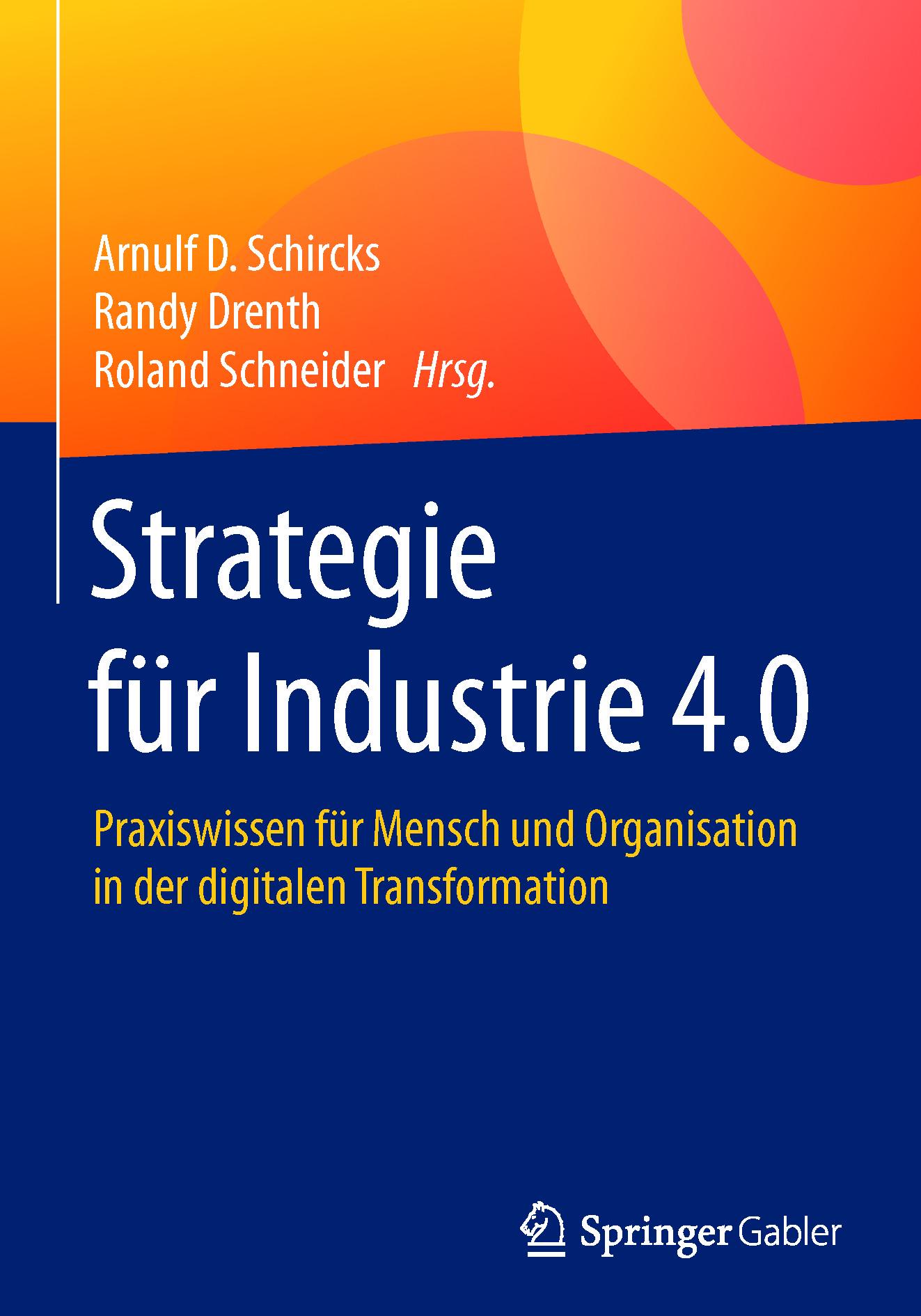 Drenth, Randy - Strategie für Industrie 4.0, ebook