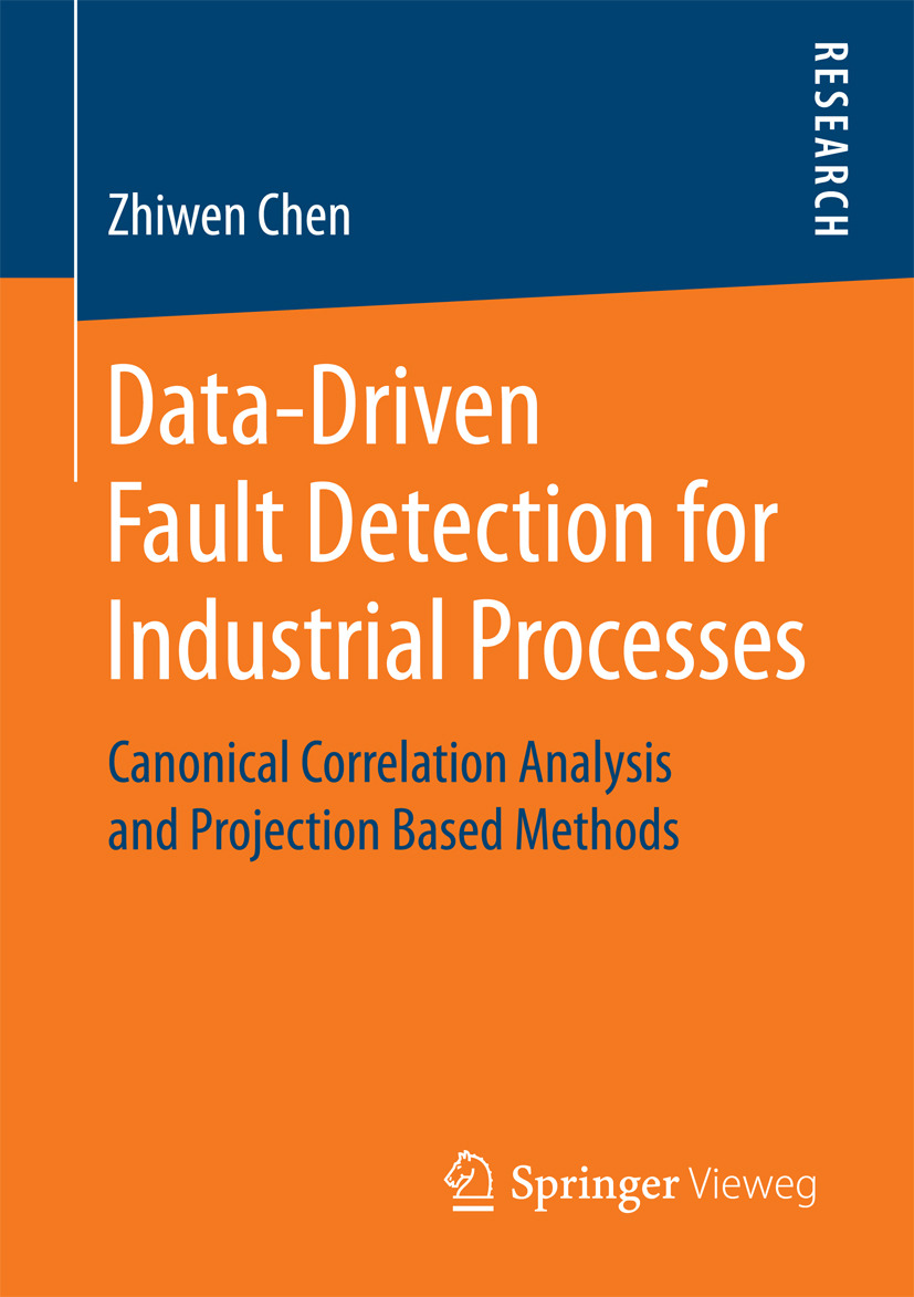 Chen, Zhiwen - Data-Driven Fault Detection for Industrial Processes, ebook