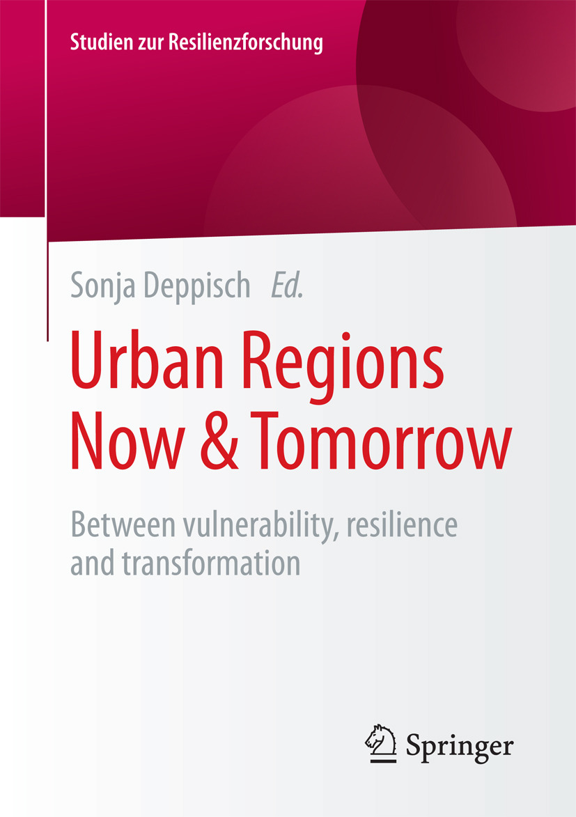 Deppisch, Sonja - Urban Regions Now & Tomorrow, ebook