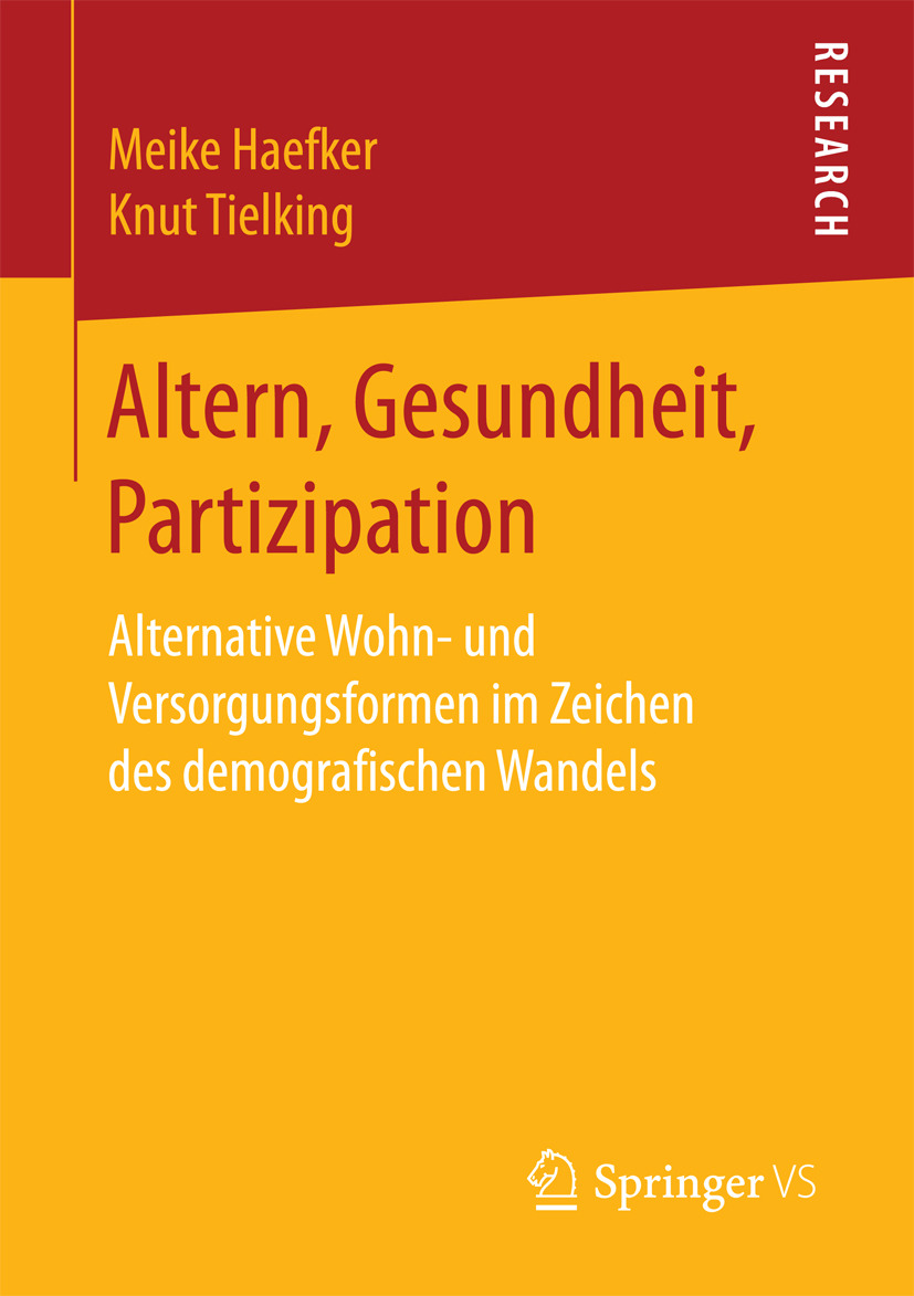 Haefker, Meike - Altern, Gesundheit, Partizipation, ebook