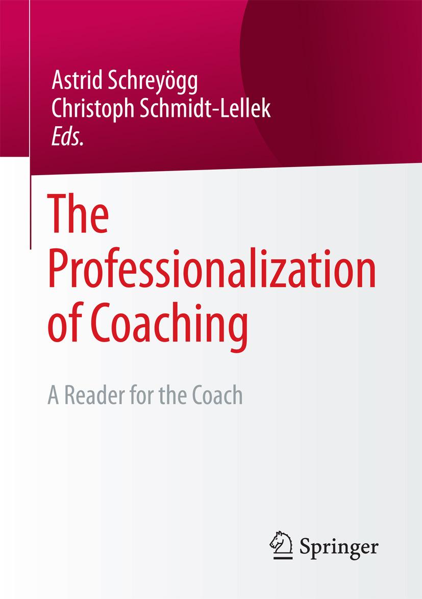 Schmidt-Lellek, Christoph - The Professionalization of Coaching, ebook