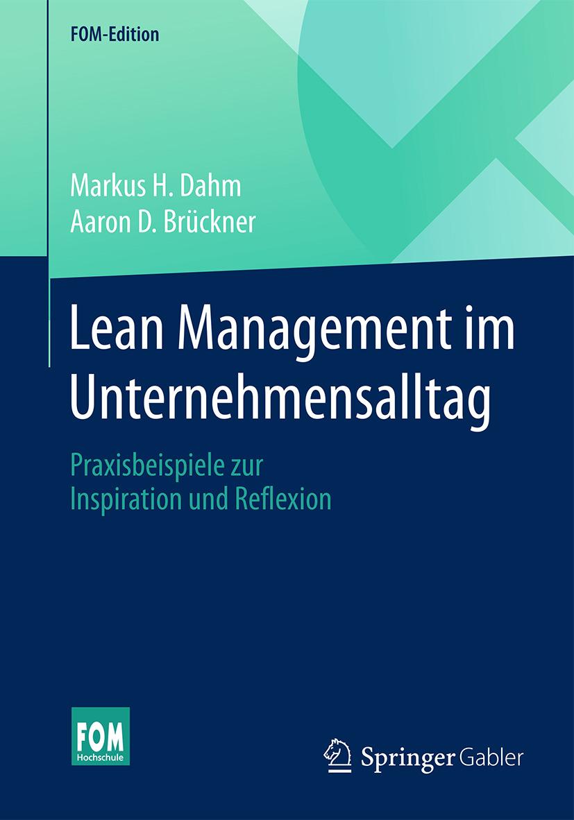 Brückner, Aaron D. - Lean Management im Unternehmensalltag, ebook