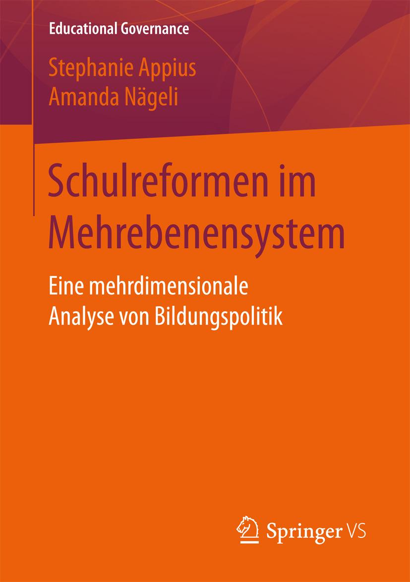 Appius, Stephanie - Schulreformen im Mehrebenensystem, ebook