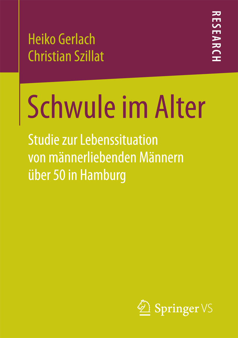 Gerlach, Heiko - Schwule im Alter, ebook