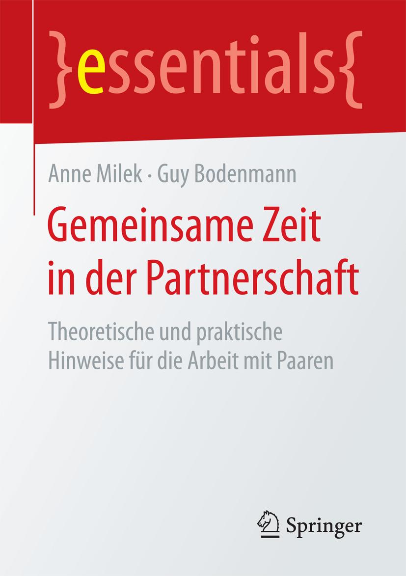 Bodenmann, Guy - Gemeinsame Zeit in der Partnerschaft, ebook