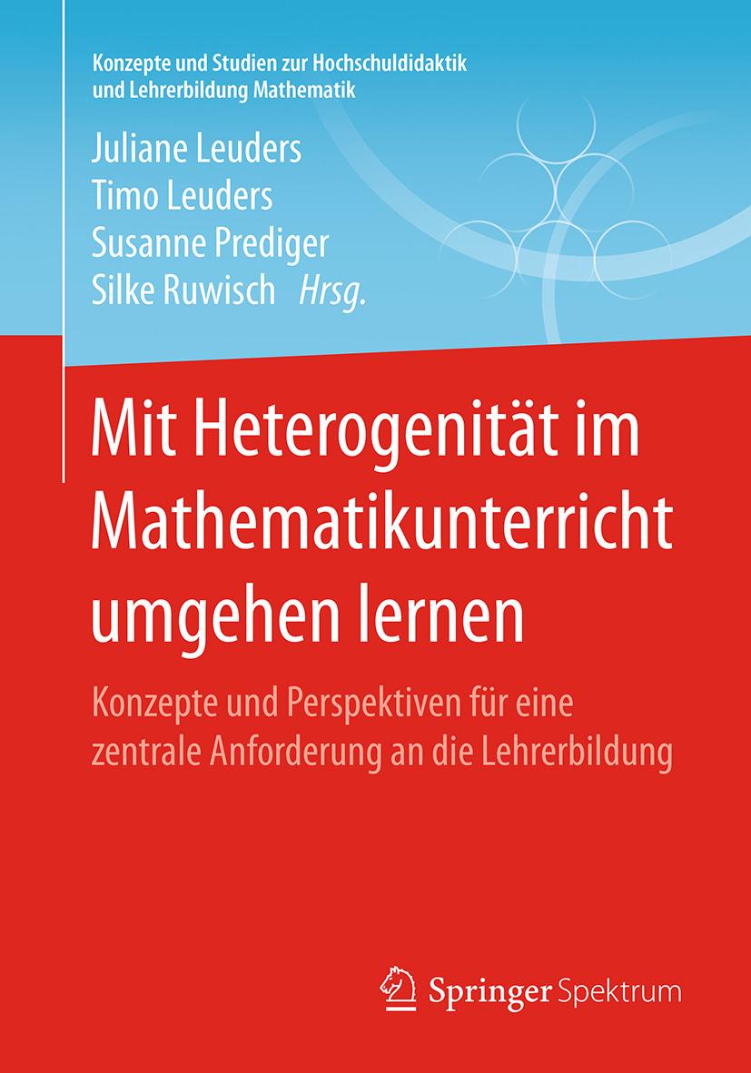 Leuders, Juliane - Mit Heterogenität im Mathematikunterricht umgehen lernen, ebook