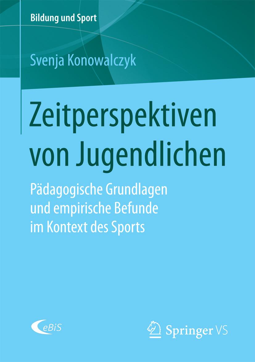Konowalczyk, Svenja - Zeitperspektiven von Jugendlichen, ebook