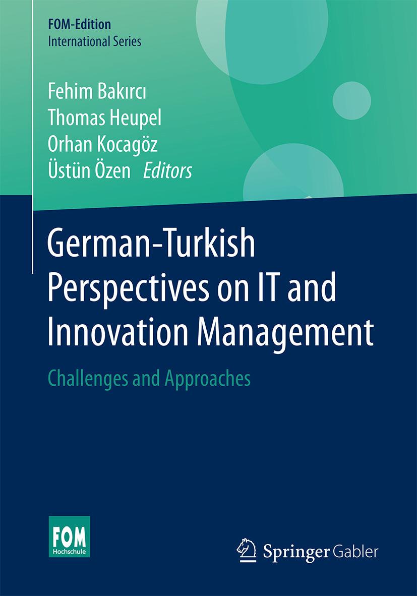 Bakırcı, Fehim - German-Turkish Perspectives on IT and Innovation Management, ebook