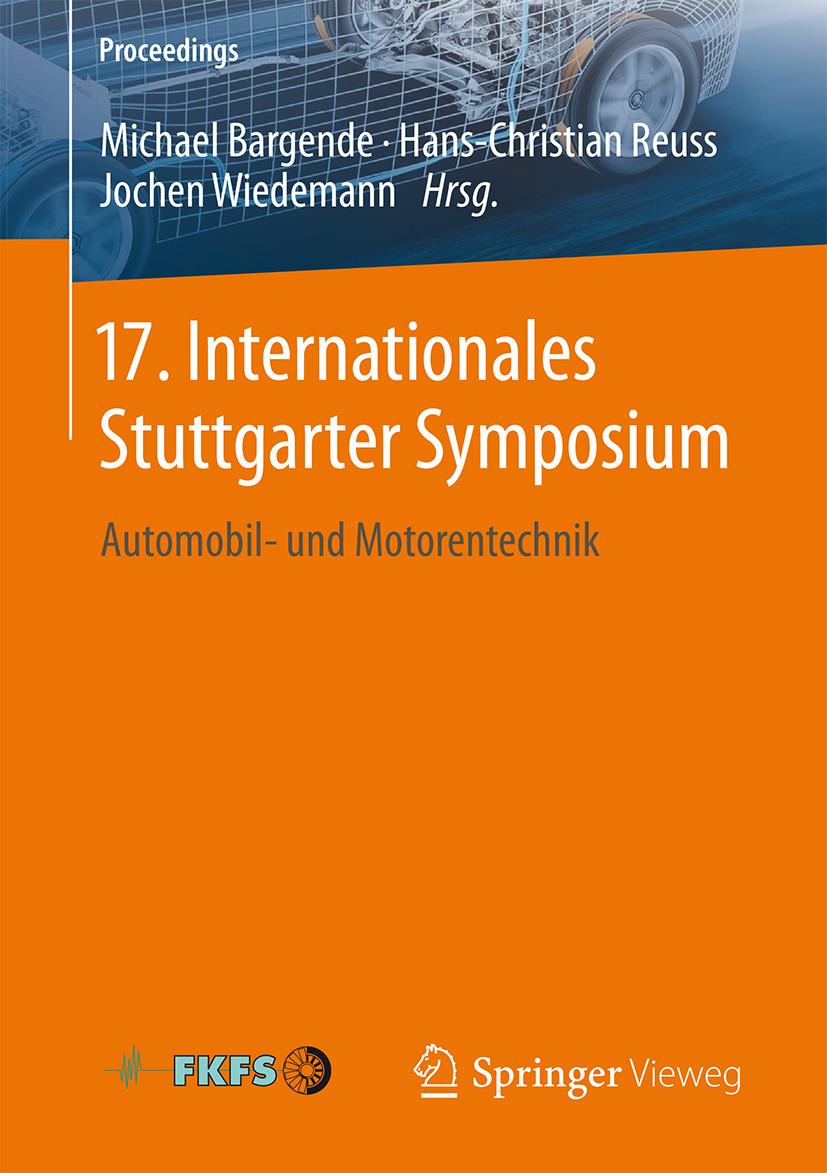 Bargende, Michael - 17. Internationales Stuttgarter Symposium, ebook