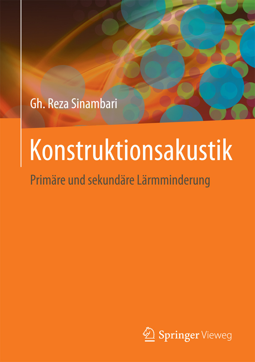 Sinambari, Gh. Reza - Konstruktionsakustik, ebook