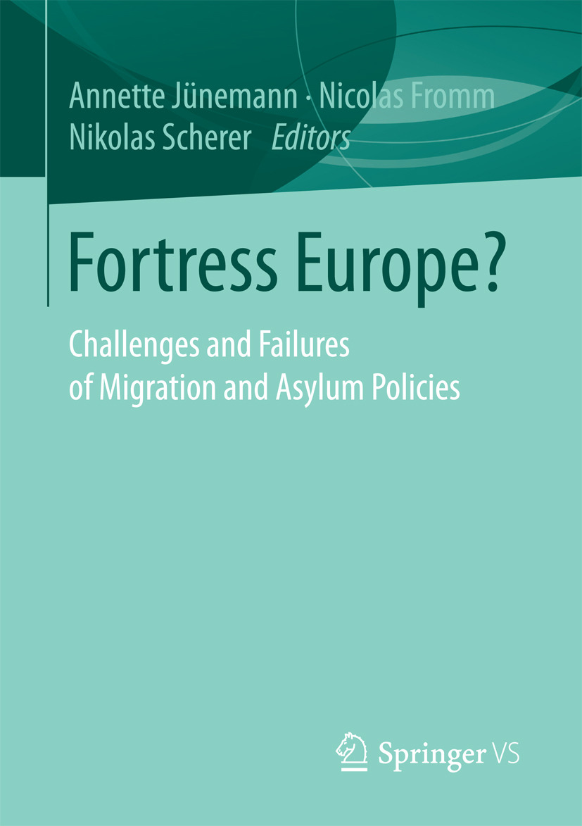 Fromm, Nicolas - Fortress Europe?, ebook