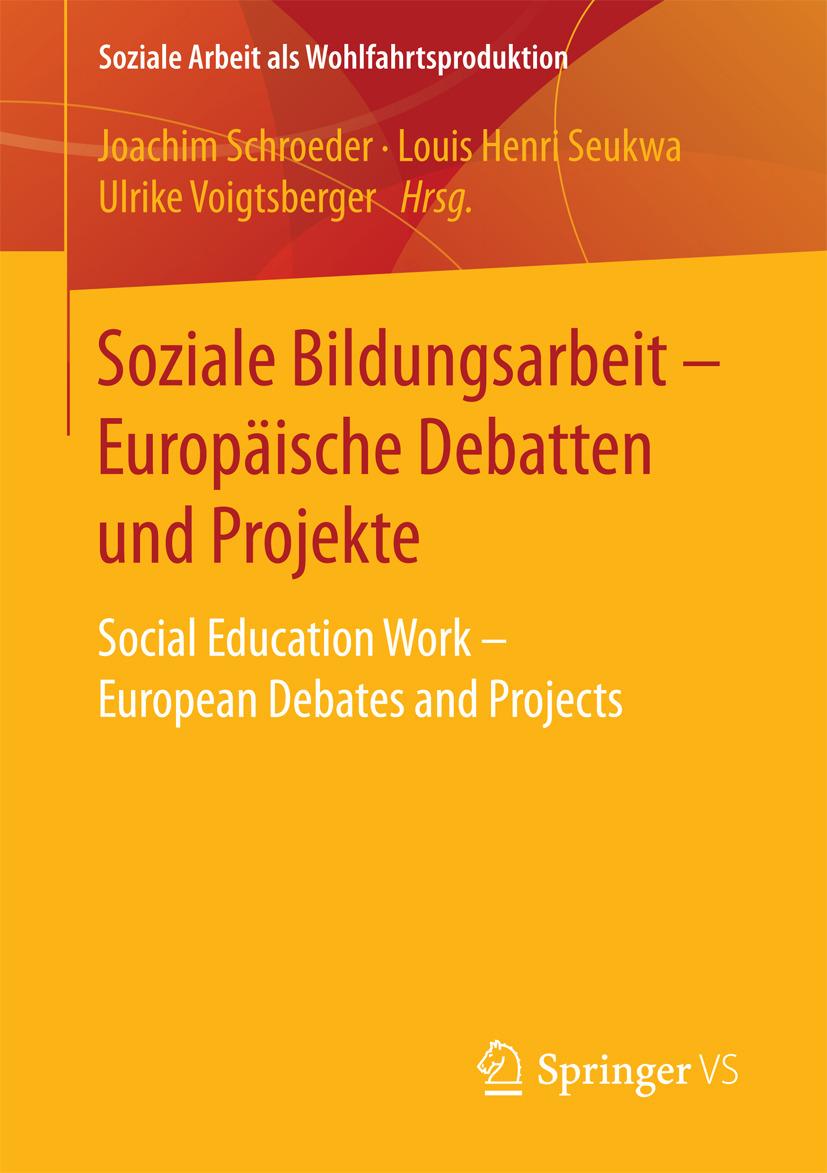 Schroeder, Joachim - Soziale Bildungsarbeit - Europäische Debatten und Projekte, ebook
