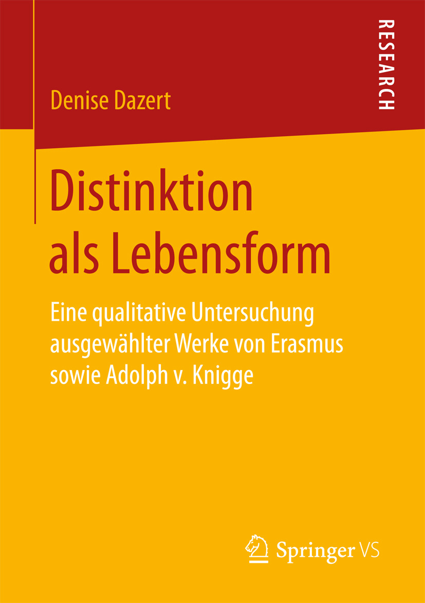 Dazert, Denise - Distinktion als Lebensform, ebook