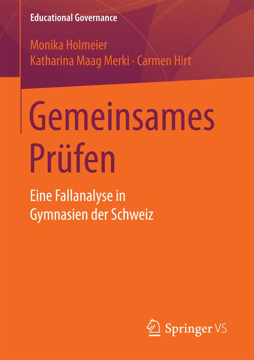 Hirt, Carmen - Gemeinsames Prüfen, ebook