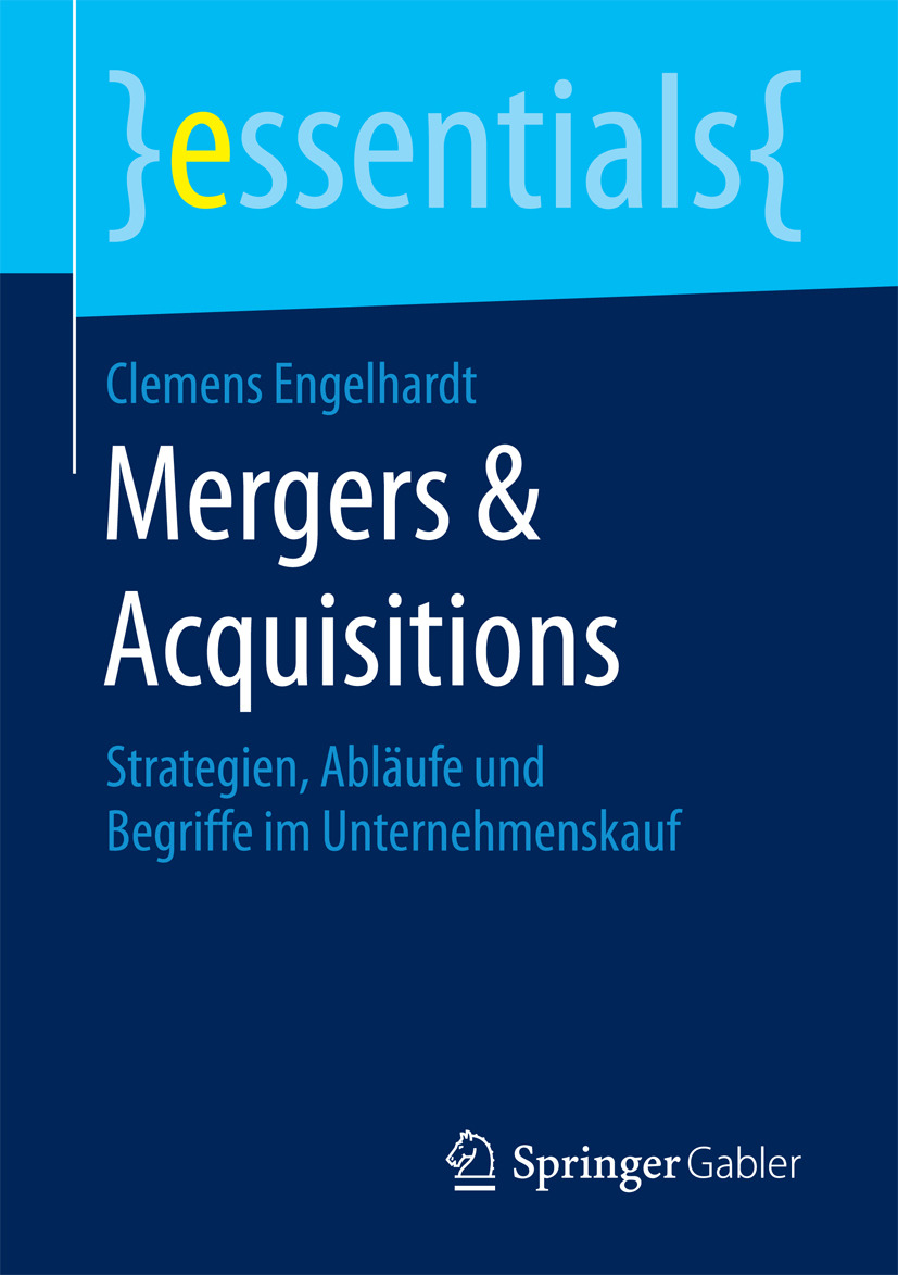 Engelhardt, Clemens - Mergers & Acquisitions, ebook