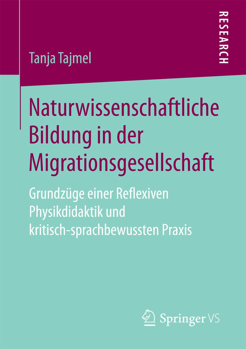 Tajmel, Tanja - Naturwissenschaftliche Bildung in der Migrationsgesellschaft, ebook
