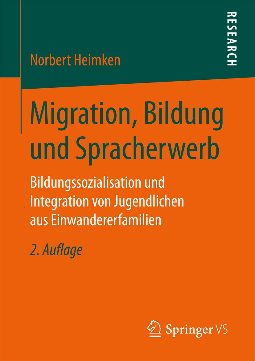Heimken, Norbert - Migration, Bildung und Spracherwerb, ebook