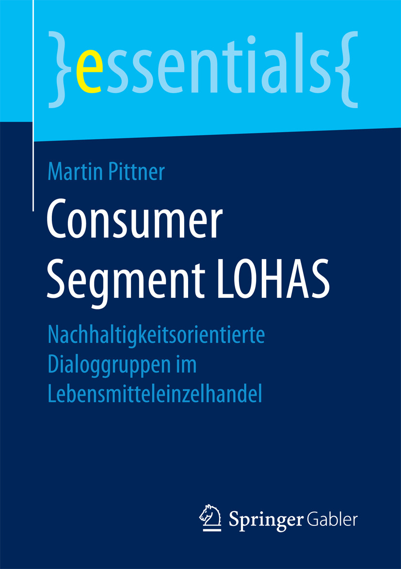 Pittner, Martin - Consumer Segment LOHAS, e-kirja