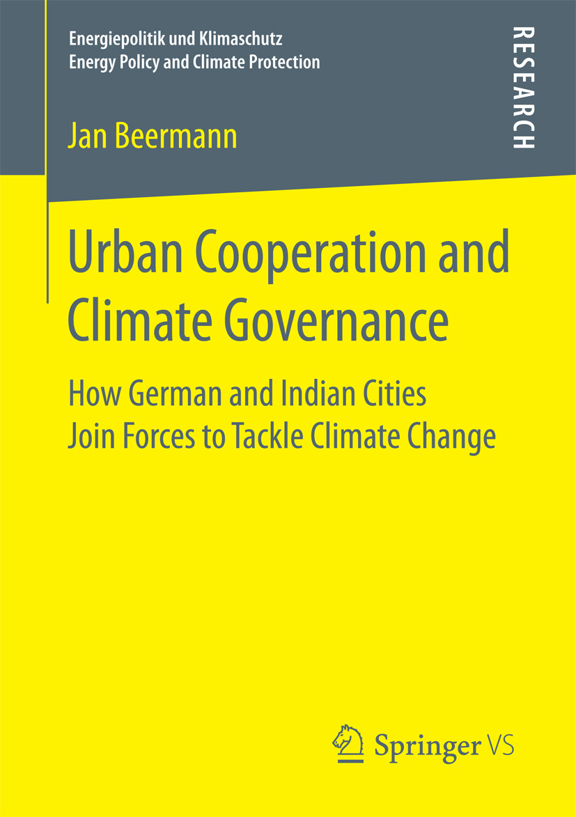 Beermann, Jan - Urban Cooperation and Climate Governance, ebook