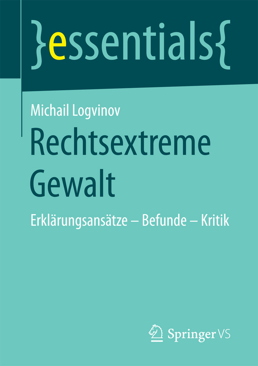 Logvinov, Michail - Rechtsextreme Gewalt, ebook