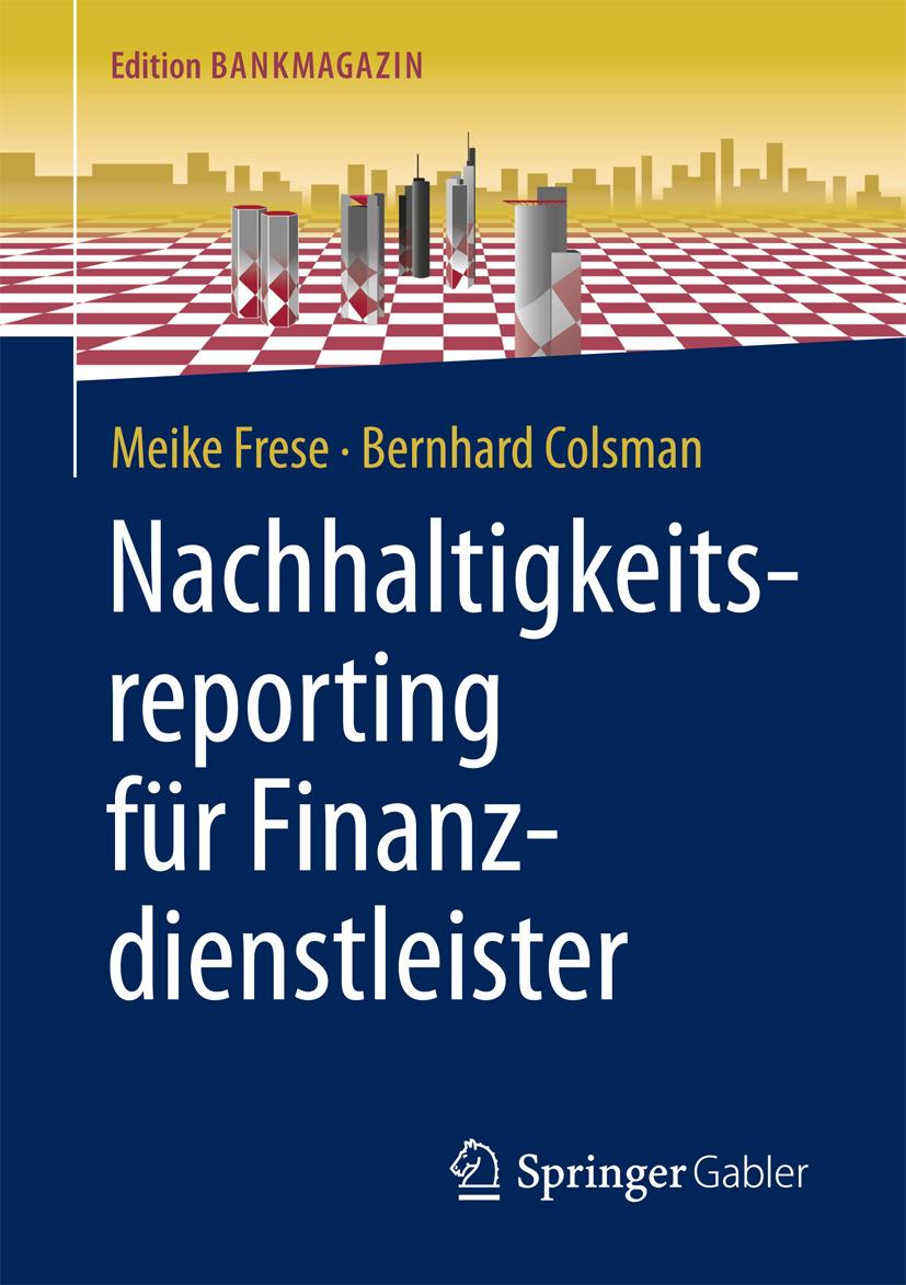 Colsman, Bernhard - Nachhaltigkeitsreporting für Finanzdienstleister, ebook