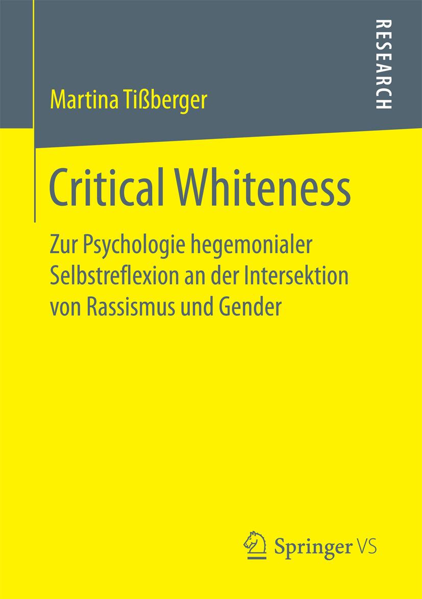 Tißberger, Martina - Critical Whiteness, ebook
