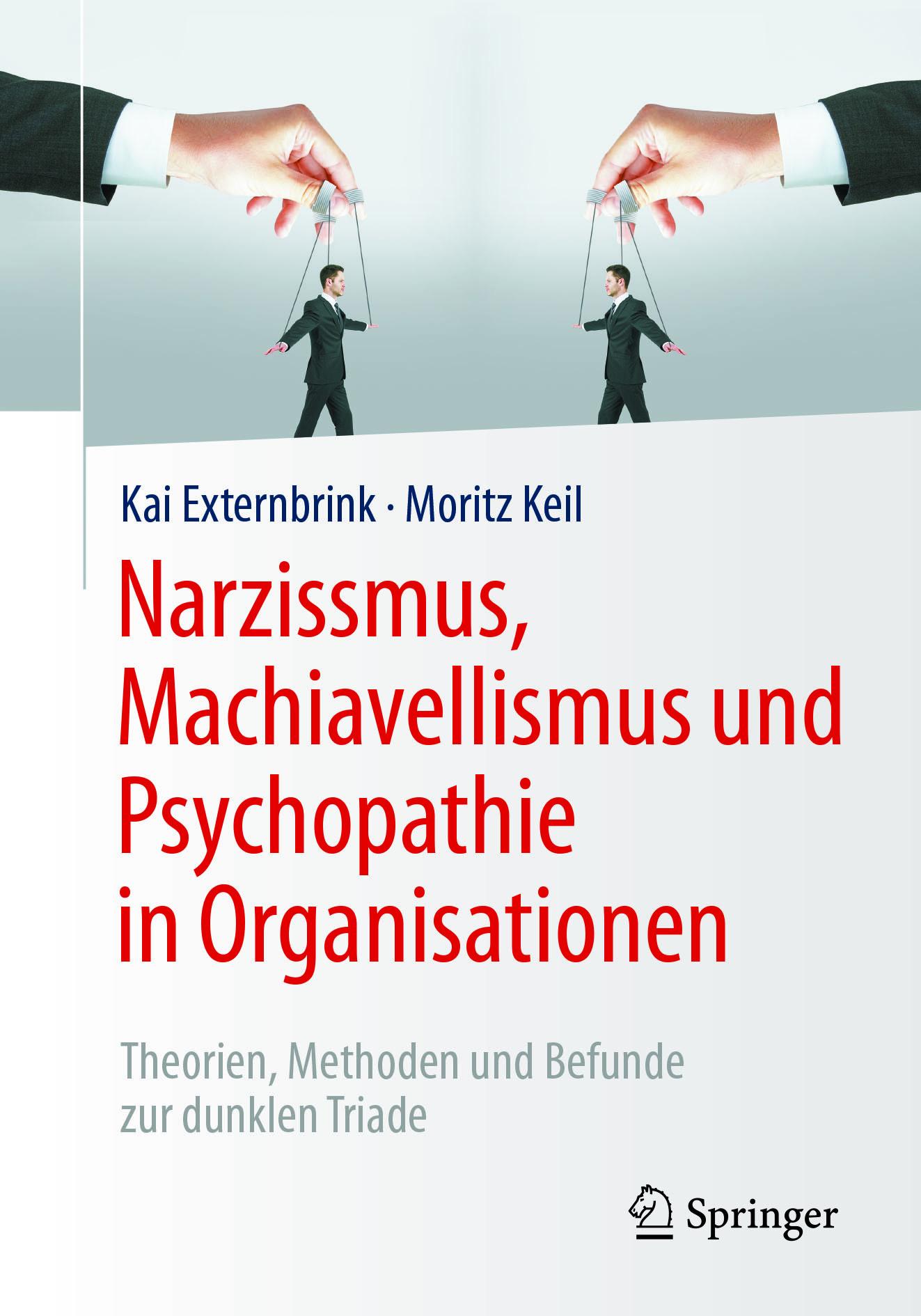Externbrink, Kai - Narzissmus, Machiavellismus und Psychopathie in Organisationen, ebook