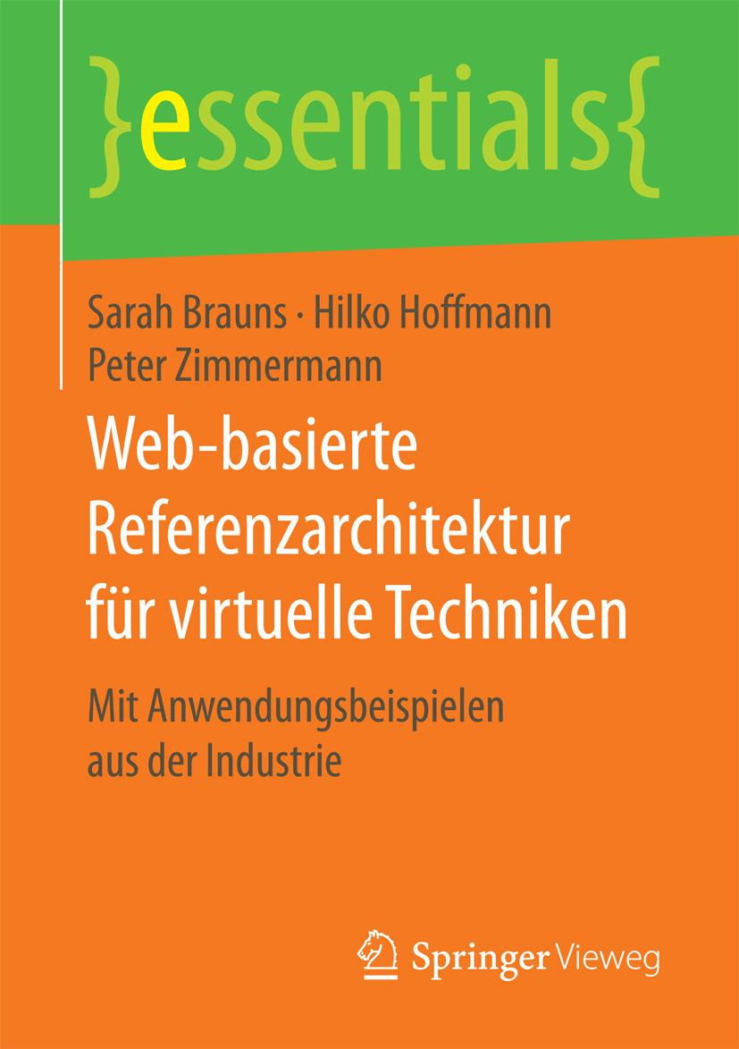 Brauns, Sarah - Web-basierte Referenzarchitektur für virtuelle Techniken, ebook