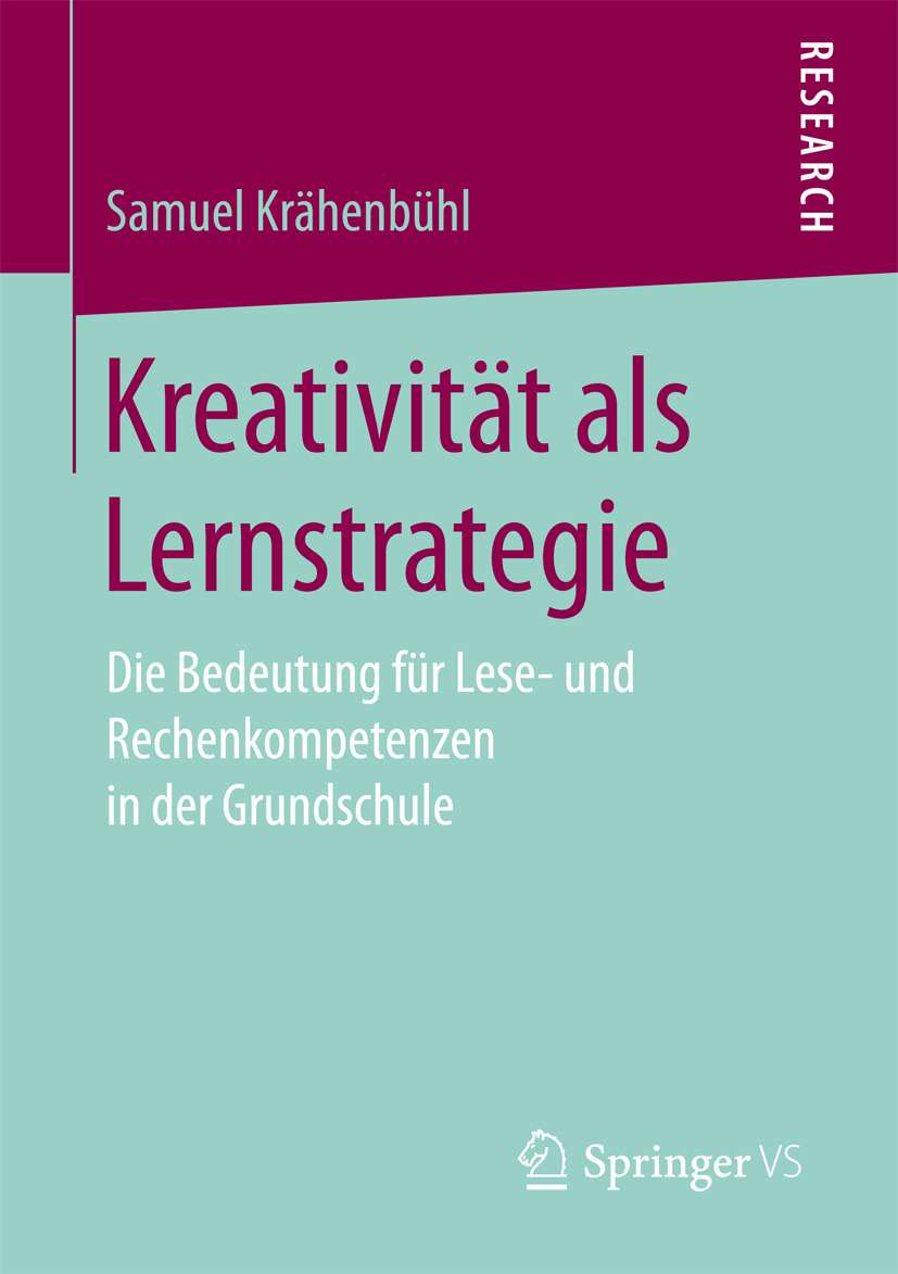 Krähenbühl, Samuel - Kreativität als Lernstrategie, ebook