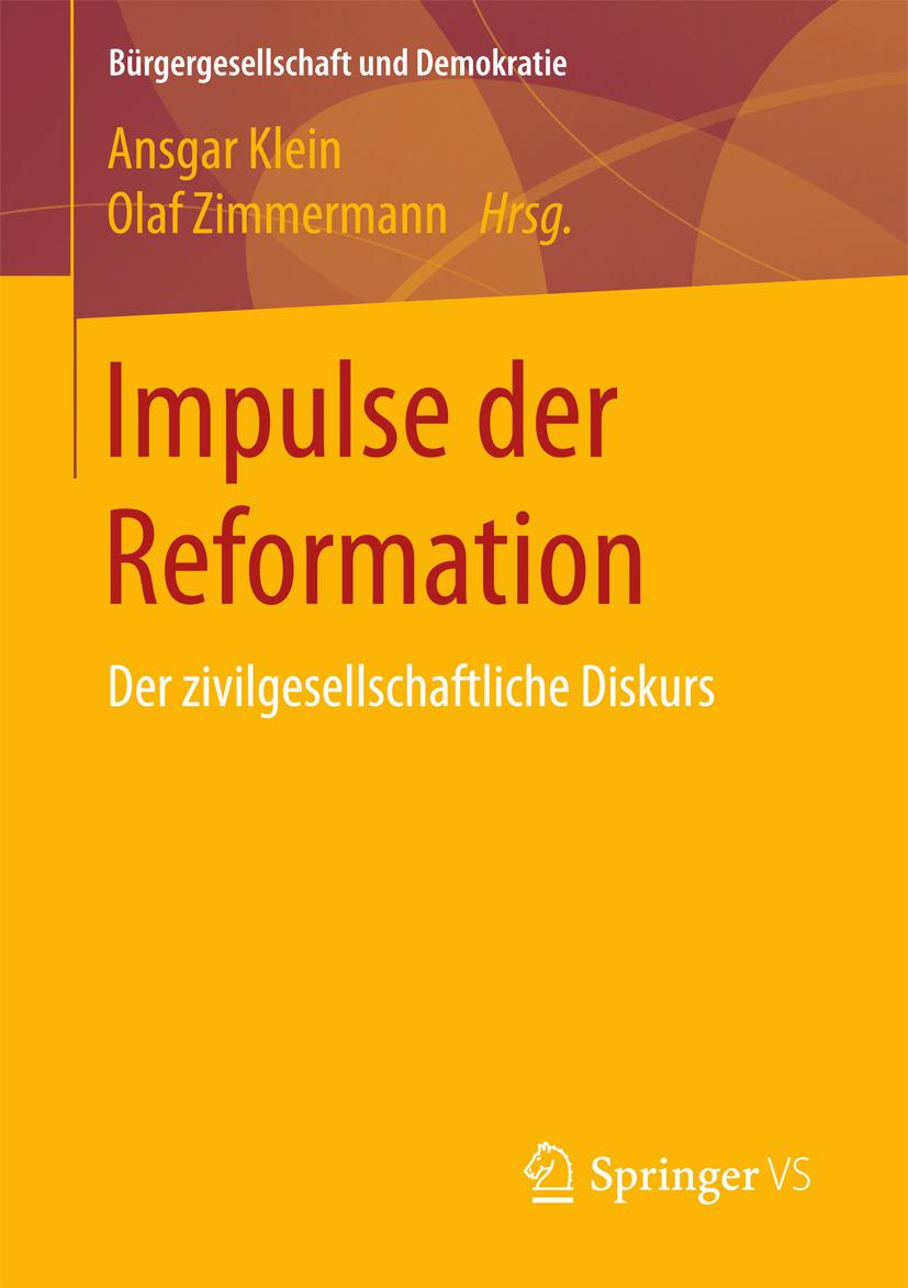 Klein, Ansgar - Impulse der Reformation, ebook