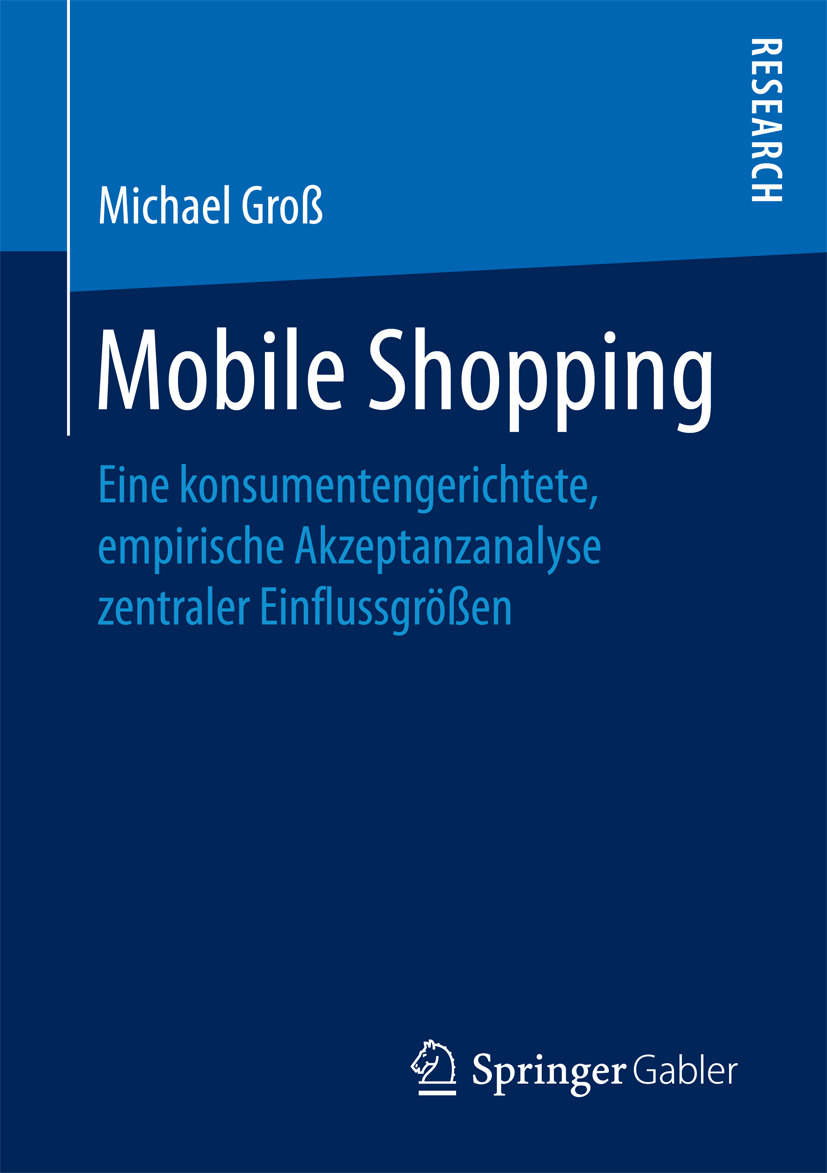 Groß, Michael - Mobile Shopping, ebook