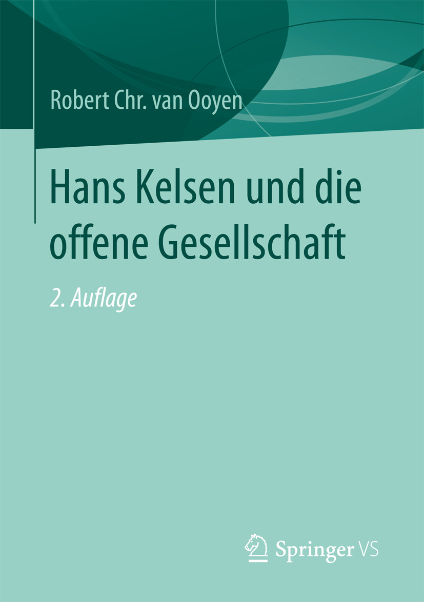 Ooyen, Robert Chr. van - Hans Kelsen und die offene Gesellschaft, ebook