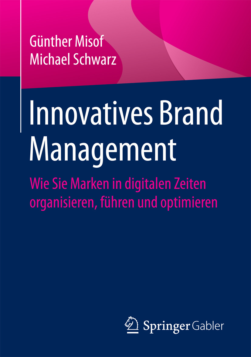 Misof, Günther - Innovatives Brand Management, ebook
