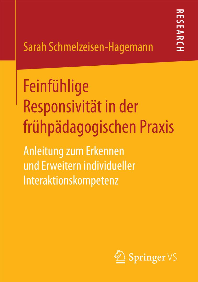 Schmelzeisen-Hagemann, Sarah - Feinfühlige Responsivität in der frühpädagogischen Praxis, ebook