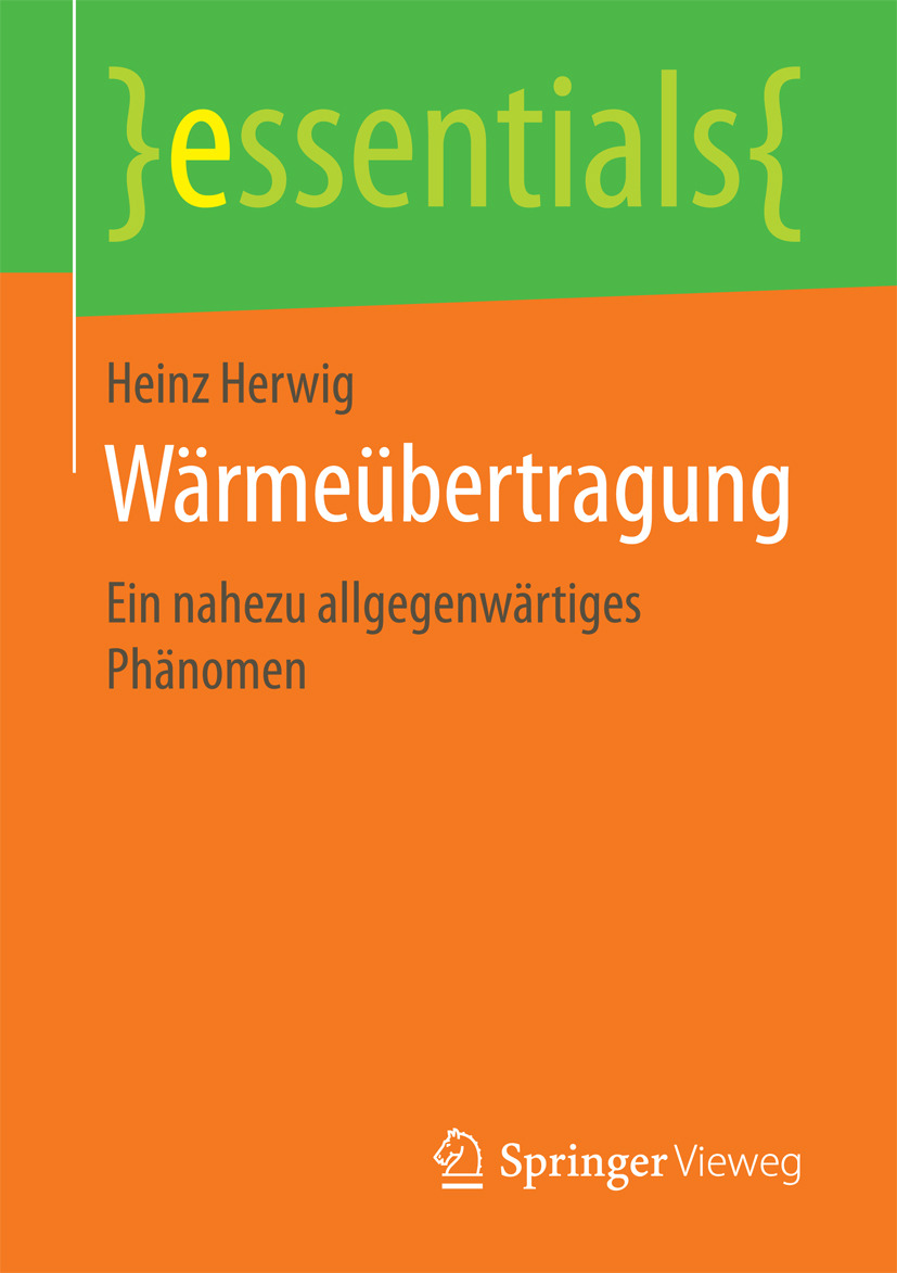 Herwig, Heinz - Wärmeübertragung, ebook