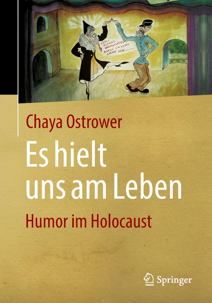 Ostrower, Chaya - Es hielt uns am Leben, ebook