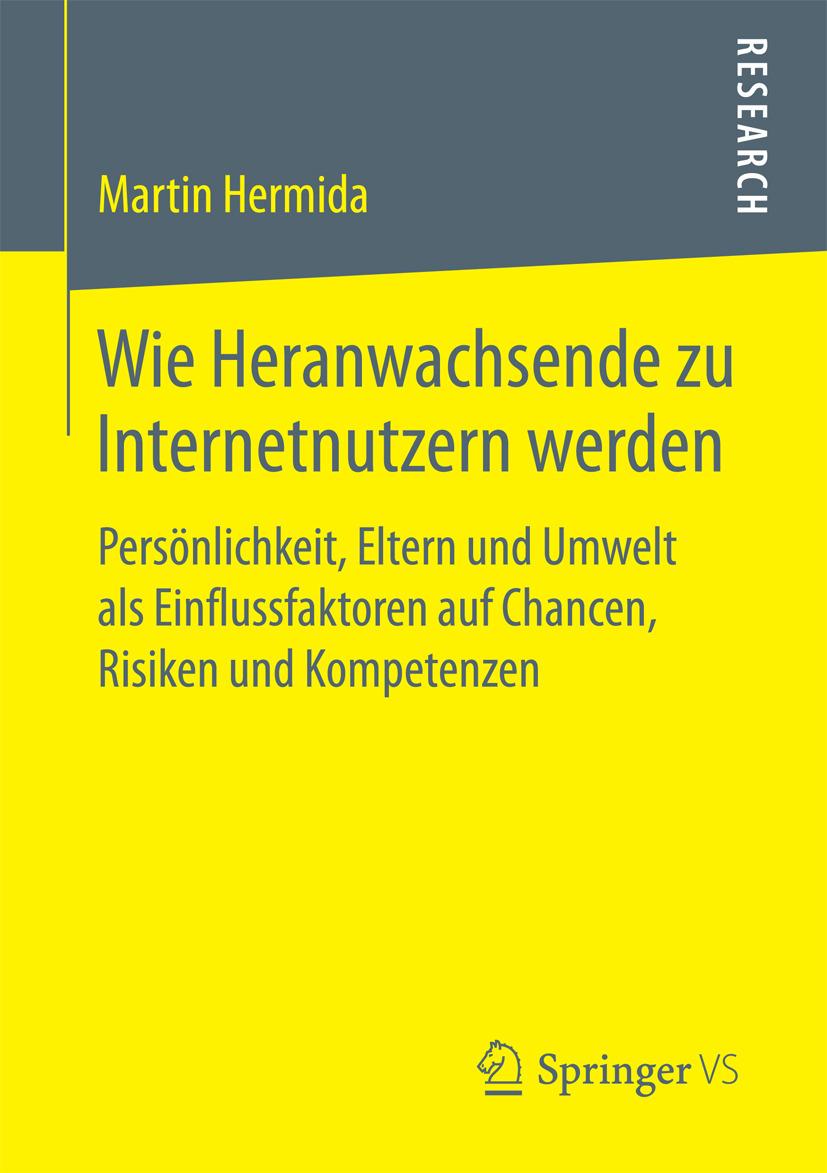 Hermida, Martin - Wie Heranwachsende zu Internetnutzern werden, ebook