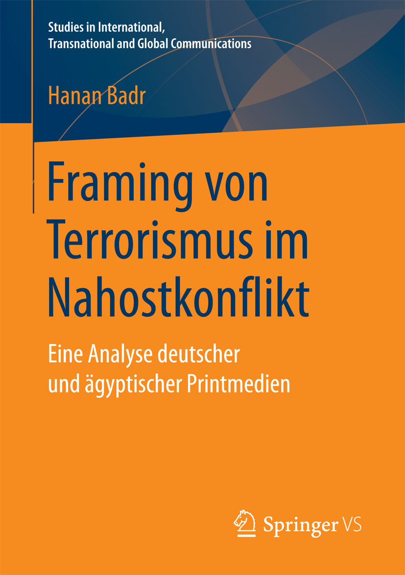 Badr, Hanan - Framing von Terrorismus im Nahostkonflikt, ebook
