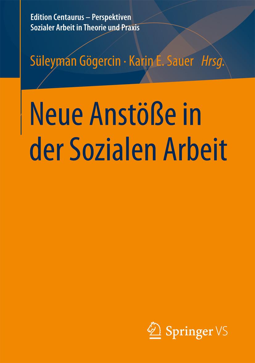 Gögercin, Süleyman - Neue Anstöße in der Sozialen Arbeit, ebook