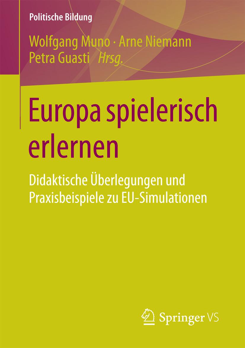Guasti, Petra - Europa spielerisch erlernen, ebook