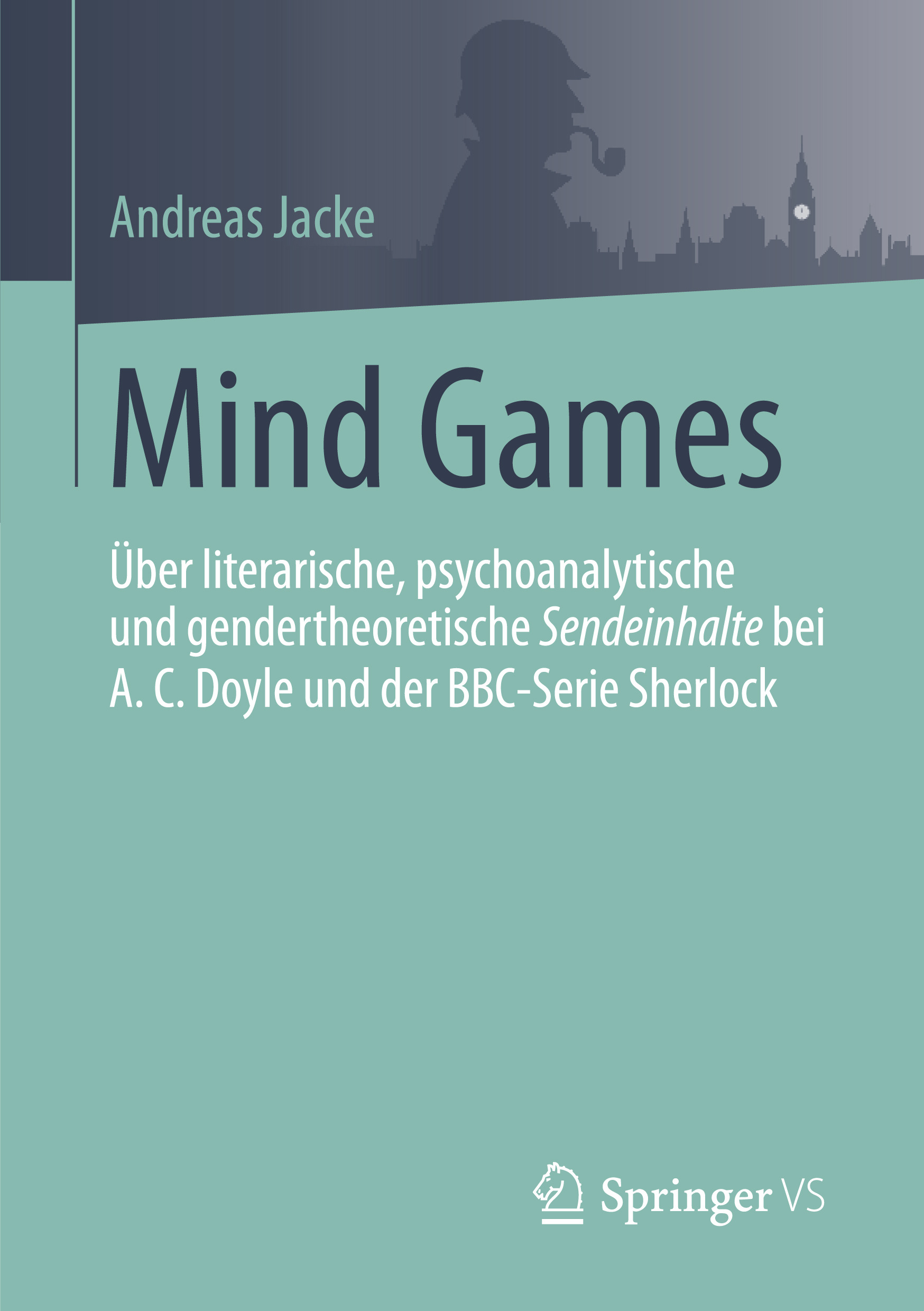 Jacke, Andreas - Mind Games, ebook