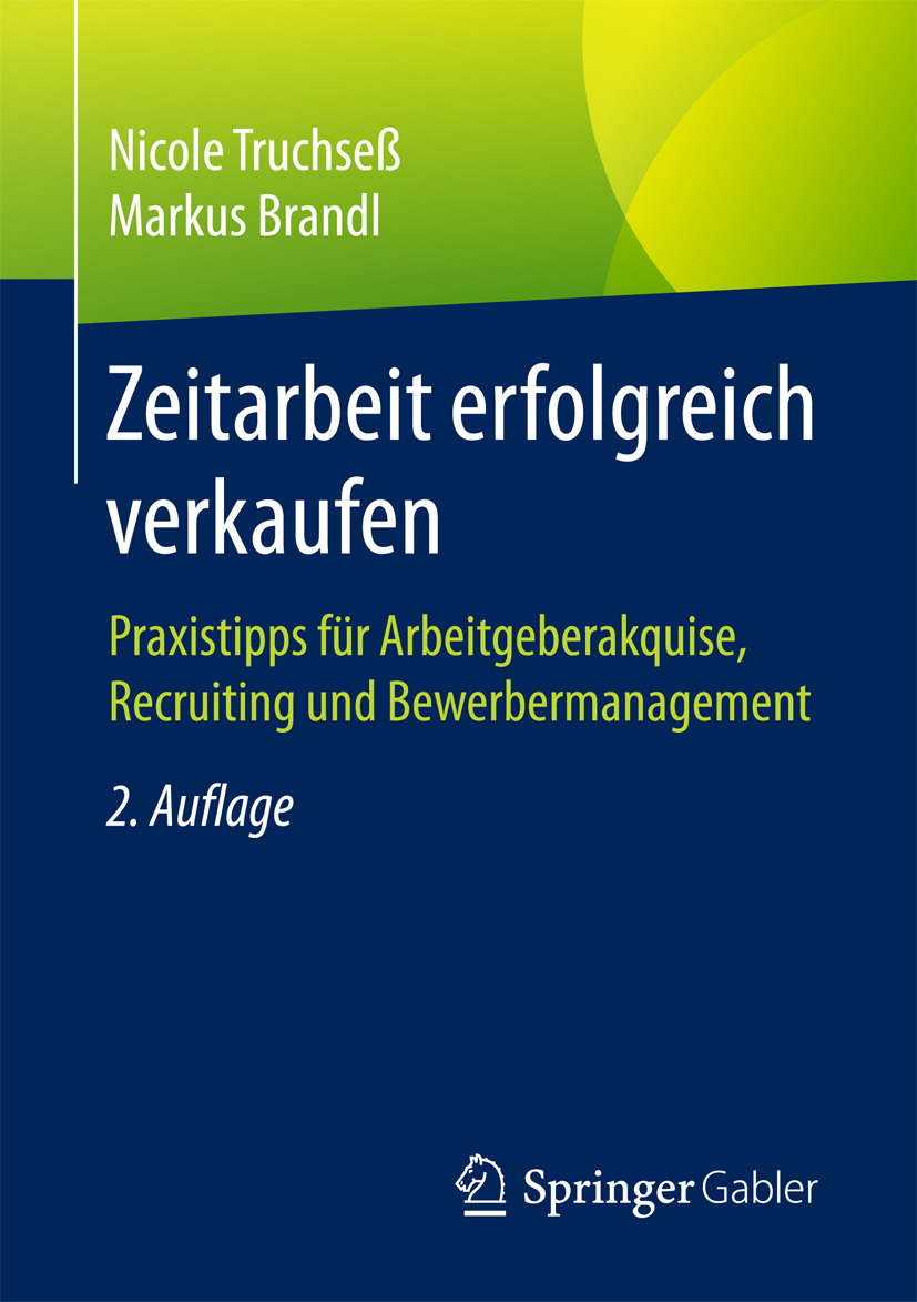 Brandl, Markus - Zeitarbeit erfolgreich verkaufen, ebook