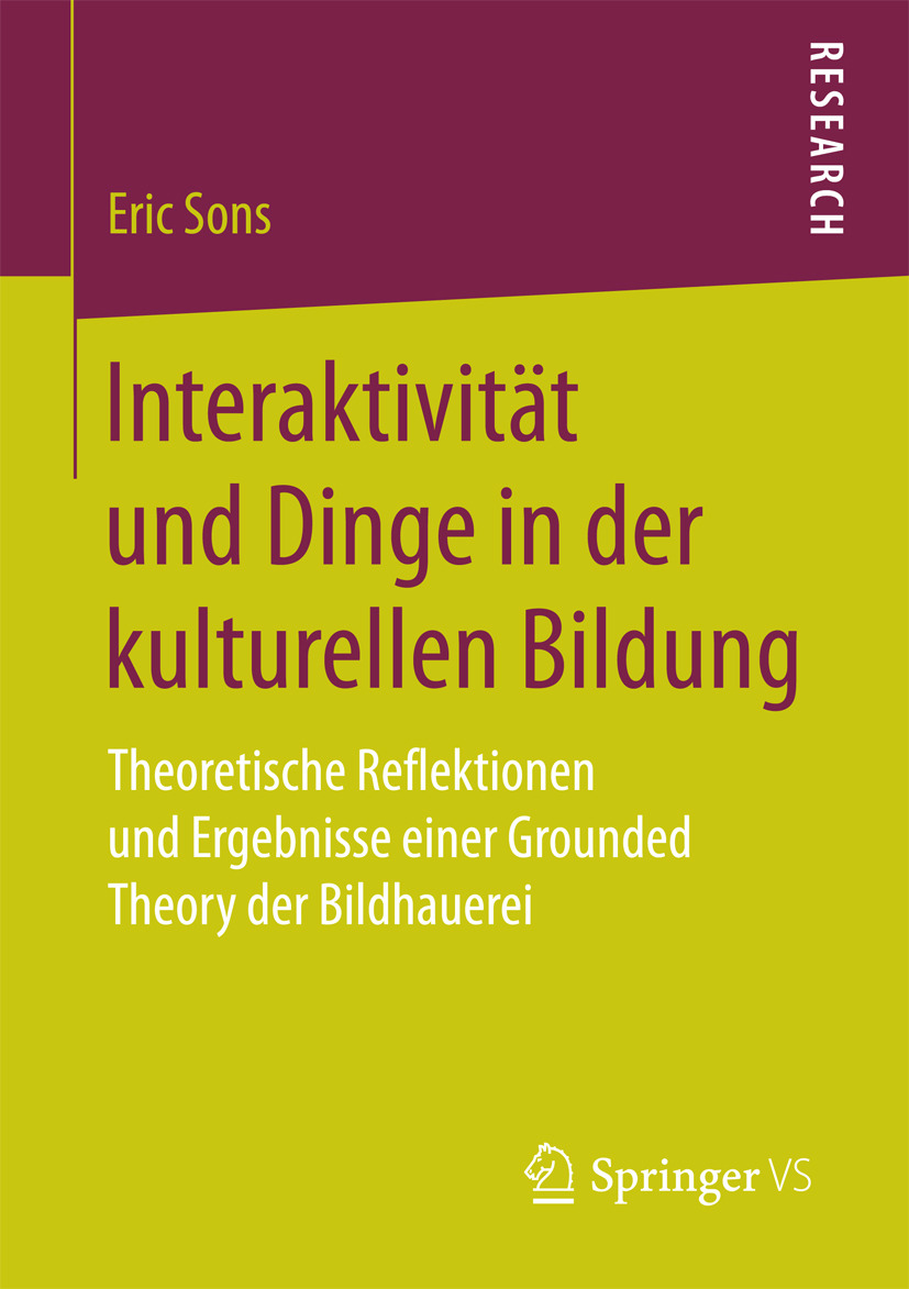 Sons, Eric - Interaktivität und Dinge in der kulturellen Bildung, ebook