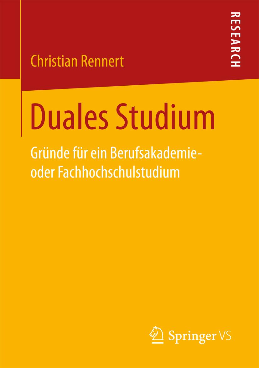 Rennert, Christian - Duales Studium, ebook