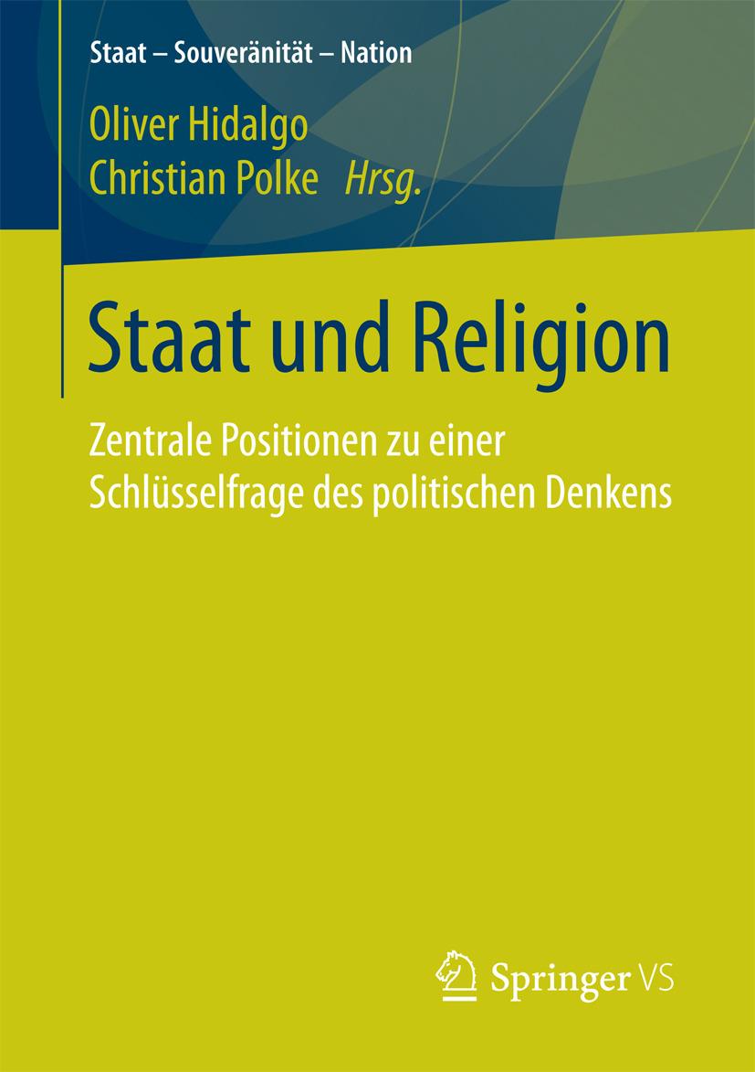 Hidalgo, Oliver - Staat und Religion, e-bok