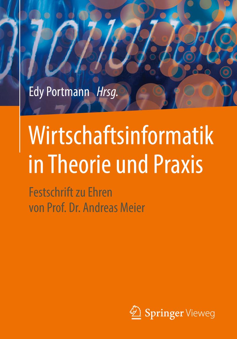 Portmann, Edy - Wirtschaftsinformatik in Theorie und Praxis, ebook