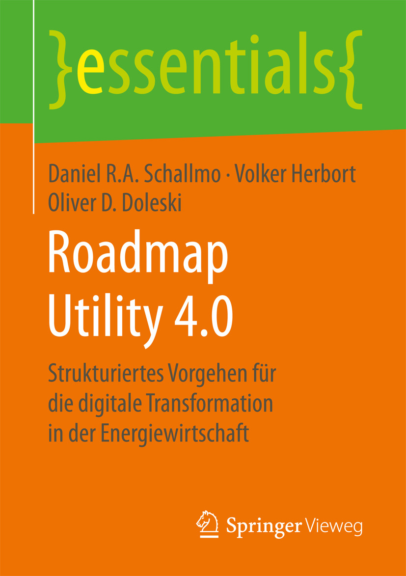 Doleski, Oliver D. - Roadmap Utility 4.0, ebook