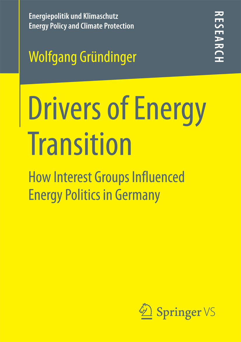 Gründinger, Wolfgang - Drivers of Energy Transition, ebook