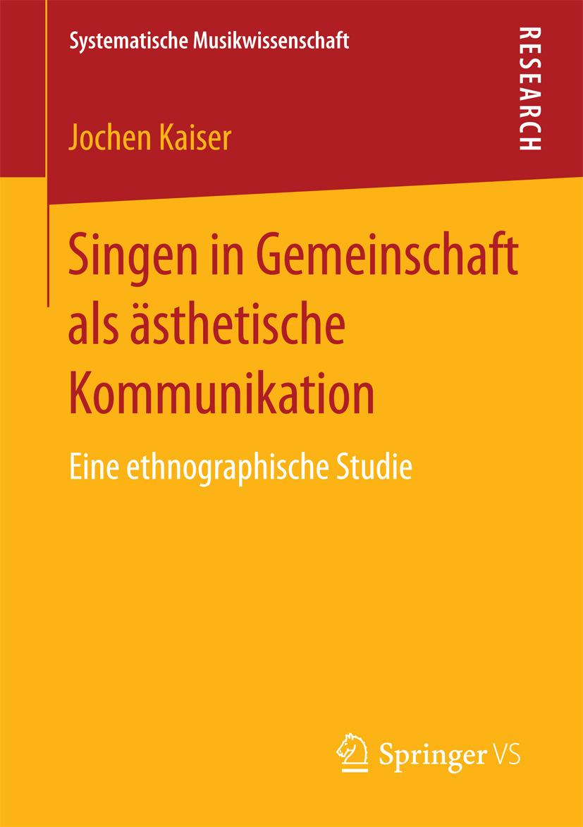 Kaiser, Jochen - Singen in Gemeinschaft als ästhetische Kommunikation, ebook