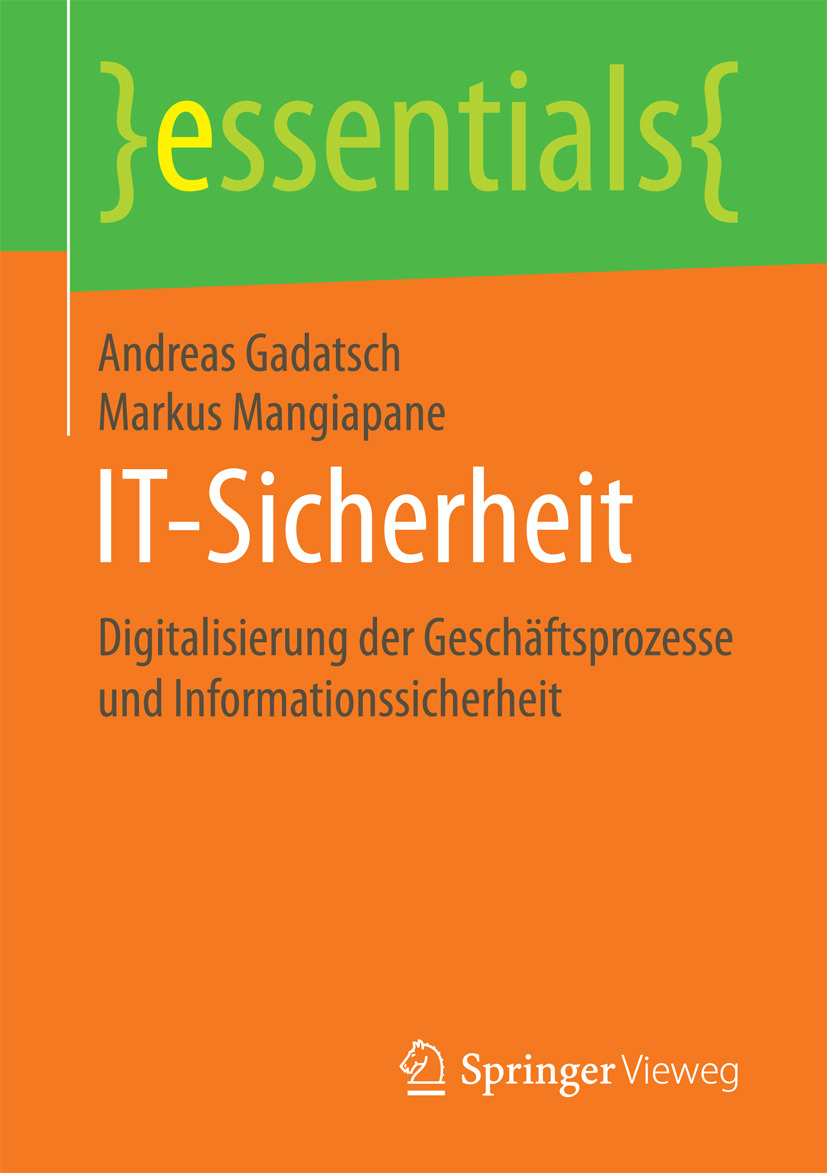 Gadatsch, Andreas - IT-Sicherheit, ebook